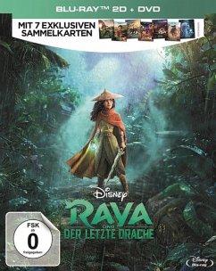 Raya und der letzte Drache (BD+DVD Deluxe Set)