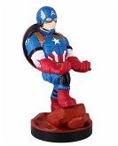 Cable Guy - Marvel: Captain America, Ständer für Controller, Mobiltelefon und Tablets