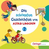 Die schönsten Geschichten von Astrid Lindgren 2 (MP3-Download)