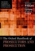 The Oxford Handbook of Prosecutors and Prosecution (eBook, ePUB)