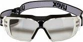 uvex Vollsichtbrille pheos cx2 sonic weiß/schwarz
