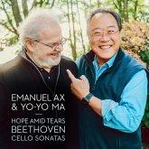 Hope Amid Tears-Beethoven: Cello Sonatas