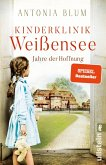 Jahre der Hoffnung / Kinderklinik Weißensee Bd.2 (eBook, ePUB)