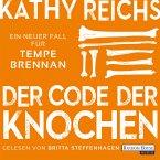 Der Code der Knochen / Tempe Brennan Bd.20 (MP3-Download)