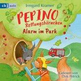 Pepino Rettungshörnchen - Alarm im Park (MP3-Download)
