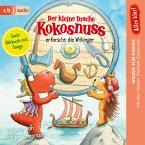 Der kleine Drache Kokosnuss erforscht die Wikinger / Der kleine Drache Kokosnuss - Alles klar! Bd.8 (MP3-Download)