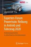 Experten-Forum Powertrain: Reibung in Antrieb und Fahrzeug 2020