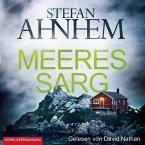 Meeressarg / Fabian Risk Bd.6 (2 MP3-CDs)
