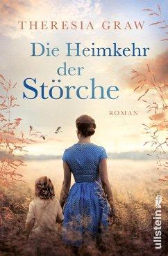 Die Heimkehr der Störche / Die Gutsherrin-Saga Bd.2 - Graw, Theresia