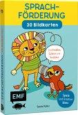 Sprachförderung - 30 Bildkarten für Kinder im Kindergarten- und Vorschulalter