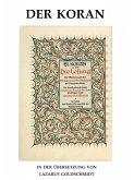 Der Koran - El Koran in deutscher Übertragung (eBook, ePUB)