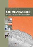 Sanierputzsysteme. (eBook, PDF)