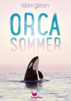 Orcasommer (Mängelexemplar) - Giebken, Sabine