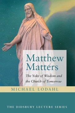 Matthew Matters (eBook, ePUB)