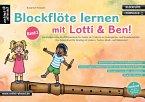 Blockflöte lernen mit Lotti & Ben - Band 2!
