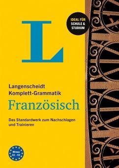 Langenscheidt Komplett-Grammatik Französisch