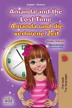 Amanda and the Lost Time (English German Bilingual Children's Book)