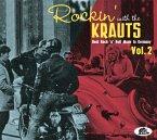 Vol.2 Rockin' With The Krauts-Rnr In Germany