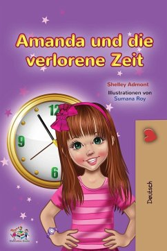 Amanda and the Lost Time (German Book for Kids)