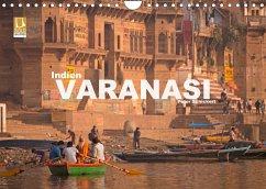 Indien - Varanasi (Wandkalender 2022 DIN A4 quer)