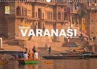 Indien - Varanasi (Wandkalender 2022 DIN A3 quer)