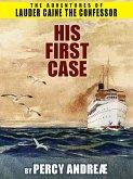 Lauder Caine the Confessor: His First Case (eBook, ePUB)