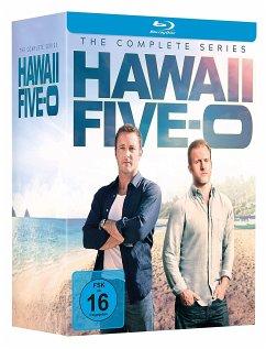Hawaii Five-0 - Die komplette Serie - Alex O'Loughlin,Scott Caan,Meaghan Rath