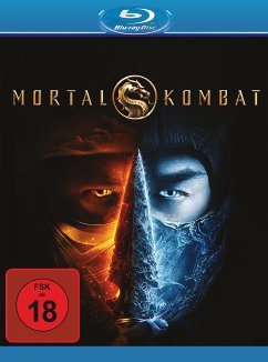 Mortal Kombat - Lewis Tan,Jessica Mcnamee,Josh Lawson