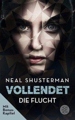 Die Flucht / Vollendet Bd.1 (Mängelexemplar) - Shusterman, Neal