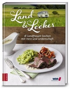 Land & lecker Bd.3 (Mängelexemplar)