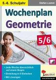 Wochenplan Geometrie / Klasse 5-6 (eBook, PDF)