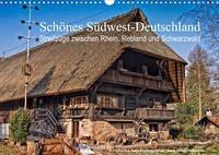 Schönes Südwest-Deutschland Streifzüge zwischen Rhein, Rebland und Schwarzwald (Wandkalender 2022 DIN A3 quer)