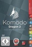 Komodo Dragon 2 - chess program, DVD-ROM