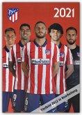 Atletico Madrid 2022 - A3-Posterkalender