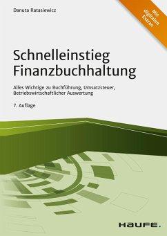 Schnelleinstieg Finanzbuchhaltung (eBook, ePUB) - Ratasiewicz, Danuta