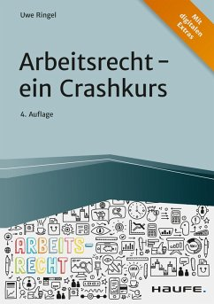Arbeitsrecht - ein Crashkurs (eBook, ePUB) - Ringel, Uwe