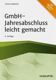 GmbH-Jahresabschluss leicht gemacht (eBook, PDF)