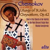 Liturgie Des Hl.Chrysostomos,Op.42