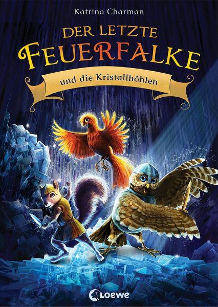 Buch-Reihe Der letzte Feuerfalke