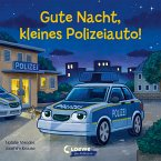 Gute Nacht, kleines Polizeiauto!