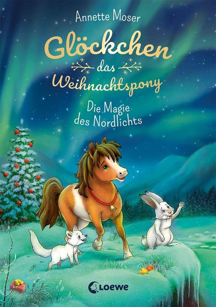 Buch-Reihe Glöckchen, das Weihnachtspony