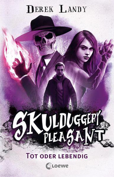 Buch-Reihe Skulduggery Pleasant von Derek Landy