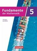 Fundamente der Mathematik 5. Schuljahr - Thüringen - Schülerbuch