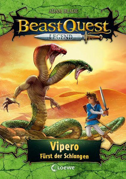 Buch-Reihe Beast Quest Legend