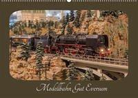 Modellbahn Gut Eversum (Wandkalender 2022 DIN A2 quer)