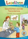 Leselöwen 2. Klasse - Geschichten aus der Tierarztpraxis