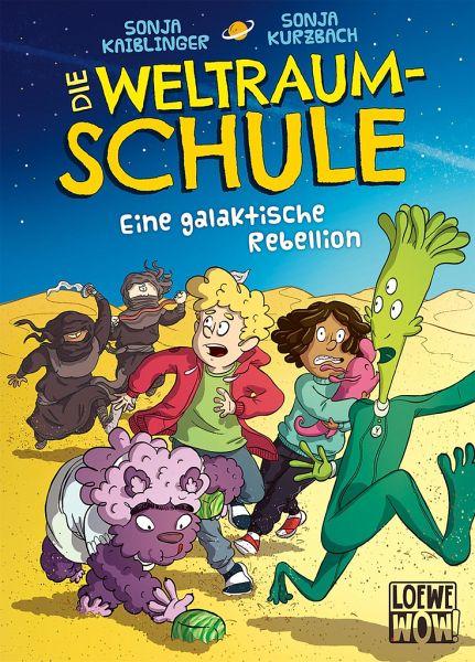 Buch-Reihe Die Weltraumschule