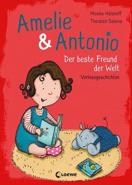 Buch-Reihe Amelie & Antonio