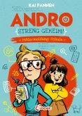 Fehlermeldung: Schule / Andro, streng geheim! Bd.1