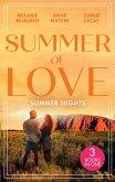 Summer Of Love: Summer Nights: Their Most Forbidden Fling / A Forbidden Temptation / A Night of Living Dangerously (eBook, ePUB)